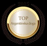 TOP Argentínska doga 2015