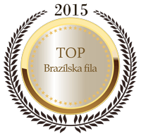 TOP Brazílska fila 2015