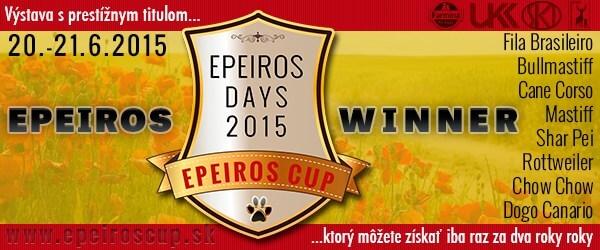 Epeiros víkend 19.-21.6.2015