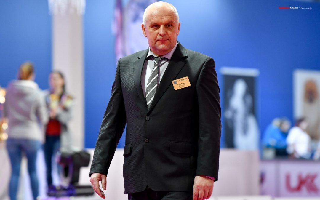 Rozhodca Špeciálnej výstavy Dušan Kuriš
